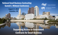 NASBC Adds Midwest Conference for Small Business Government Suppliers