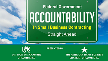 Accountability in Small Business Contracting